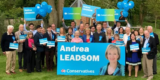 Meet Andrea Leadsom, your Conservative Party Candidate