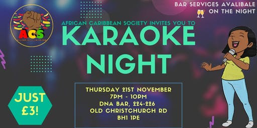 ACS Karaoke night