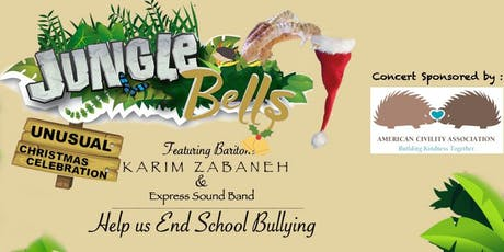 Jungle Bells, AN UNUSUAL CHRISTMAS CELEBRATION tickets