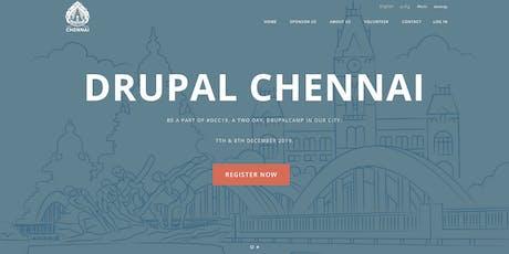 DRUPALCAMP CHENNAI 2019 tickets