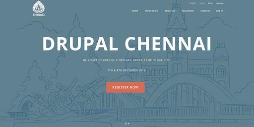 DRUPALCAMP CHENNAI 2019