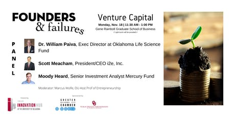 Founders & Failures: Venture Capitalists tickets