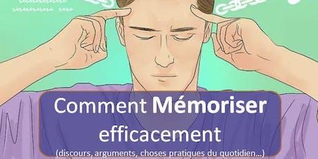 Devenez l'architecte de votre Mémoire billets
