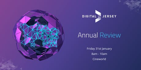 Digital Jersey Annual Review tickets