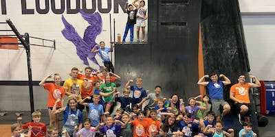 NoVa Ninja UNAA Youth Ninja Warrior Competition