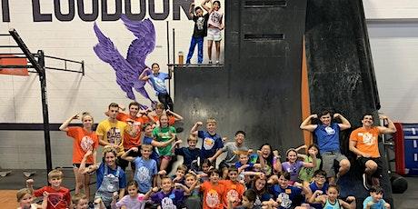 NoVa Ninja UNAA Youth Ninja Warrior Competition tickets