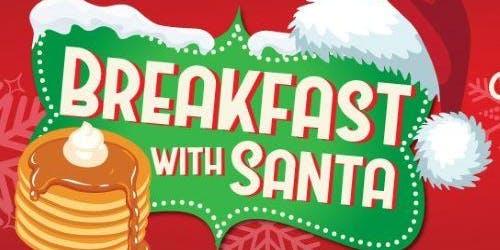 St. Thomas the Apostle's Breakfast with Santa