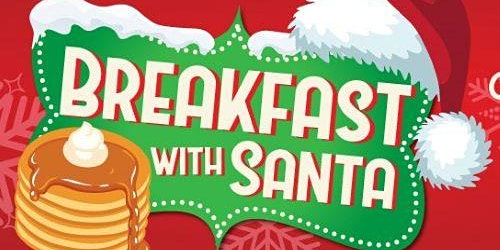 St. Thomas the Apostle's Breakfast with Santa