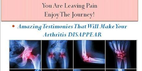 Arthritis Pain Management tickets