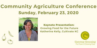 Community Agriculture Conference