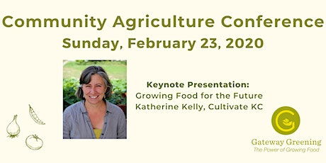 Community Agriculture Conference tickets