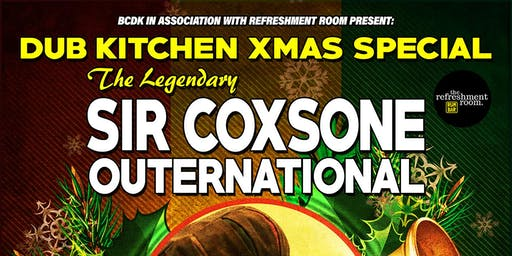Dub Kitchen Xmas Special - Sir Coxsone | Outernational