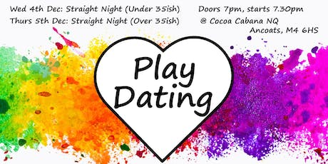 Play Dating tickets