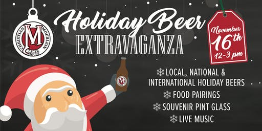Holiday Beer Extravaganza 2019