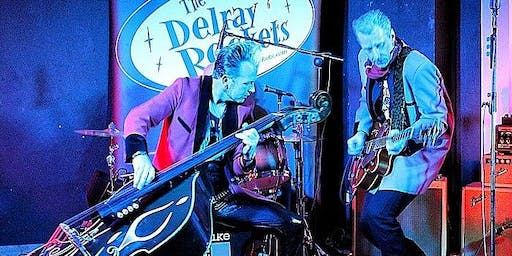 The Delray Rockets – High Octane Rockabilly