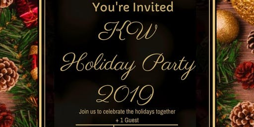 KW 2019 Holiday Party