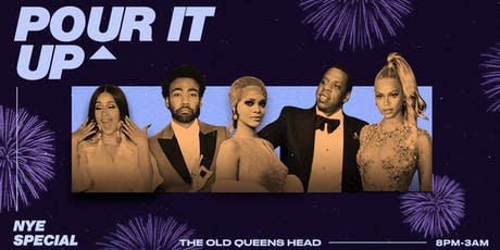 Pour It Up: NYE Special tickets