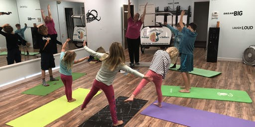 Adventures in Yoga (For Kids!)