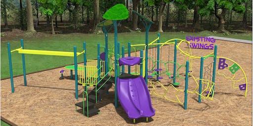Robinwood Playground Build!
