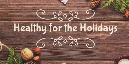 Healthy For the Holidays Talk