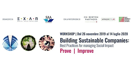Building Sustainable Companies: Best Practices for Managing Social Impact tickets