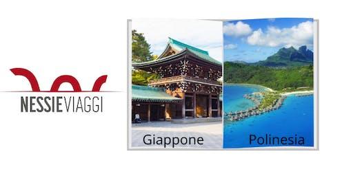Ti porto in Giappone e Polinesia (INVITO RISERVATO)