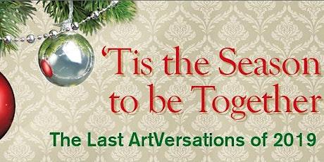 December ArtVersation tickets
