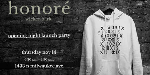 honoré - Opening Night Launch Party