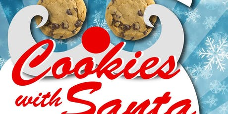 Cookies with Santa! tickets