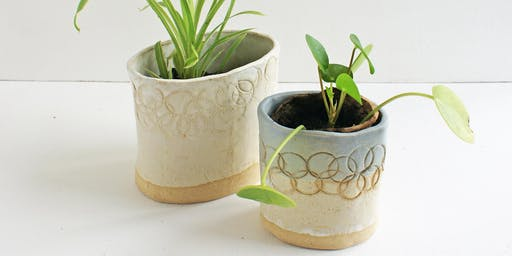 Clay Making - Planter Pottery, Clay & Ceramic Workshop