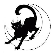 The Black Cat Cabaret logo