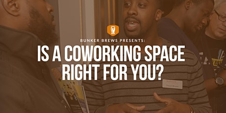 Bunker Brews Omaha: Is a Coworking Space Right for You? tickets