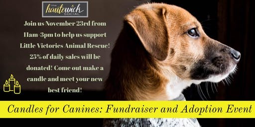 Candles for Canines