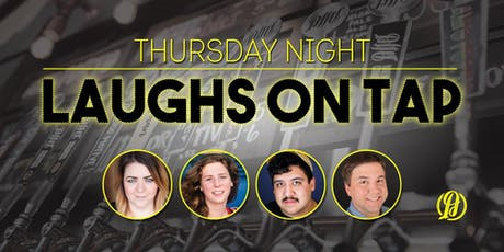 Laughs on Tap at Alter Brewing Co. tickets