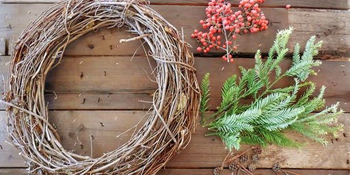 Natural Wreath Workshop