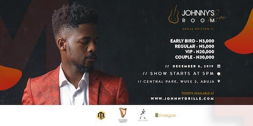 Johnny's Room Live: Abuja Edition II