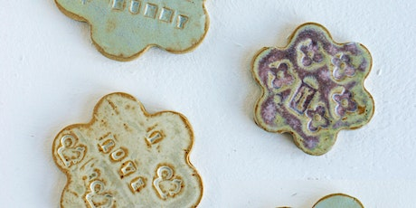 Clay Making - Coasters Pottery, Clay & Ceramic Workshop tickets