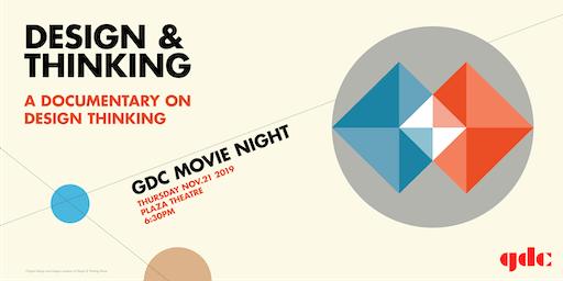 Design & Thinking Documentary Screening
