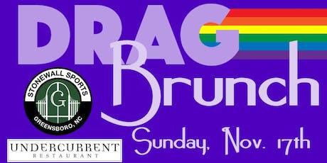 Stonewall Sports Drag Brunch tickets