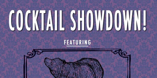 """3rd Annual Spotted Bear Spirits """"Cocktail Throwdown"""""""
