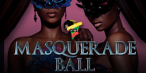 """AFROBEATS IN THE CITY presents..""""The Masquerade Ball"""""""