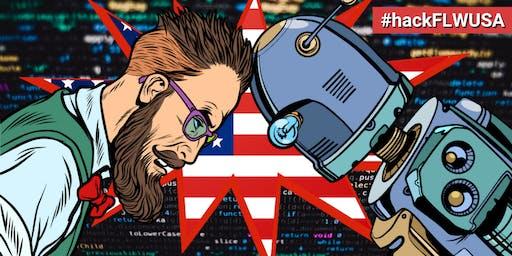Legal Hackathon - Future Lawyer Week USA -  #hackFLWUSA