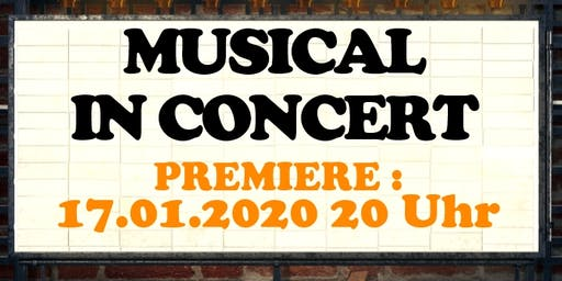 Musical in Concert 2020 - Premiere
