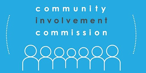 Community Involvement Commission 2nd Annual Report Reception