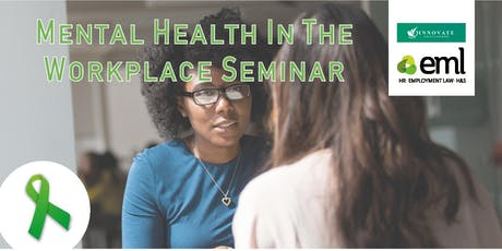 Mental Health in the Workplace Seminar tickets