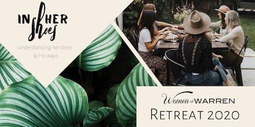 Women of Warren Retreat 2020