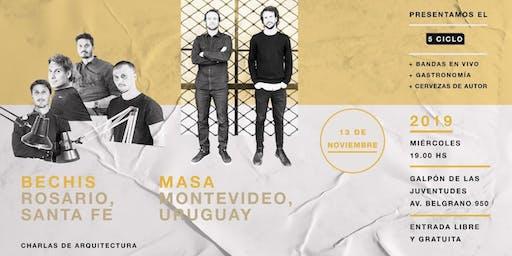 Distendidos 5: Charla Final > MASA (UY) Bechis (ROS)