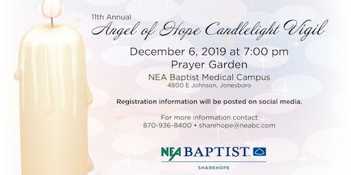 Angel of Hope Candlelight Vigil 2019