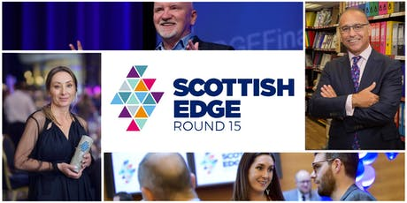 Scottish EDGE Round 15 Live Final and Awards tickets