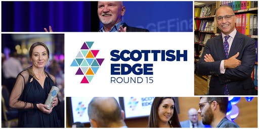 Scottish EDGE Round 15 Live Final and Awards